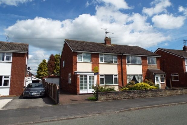 Thumbnail Property to rent in Bentley Road, Uttoxeter