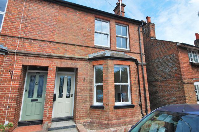 Thumbnail Terraced house to rent in Northfield End, Henley-On-Thames