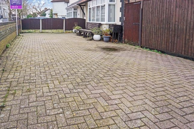 Driveway of East Orchard Lane, Liverpool L9
