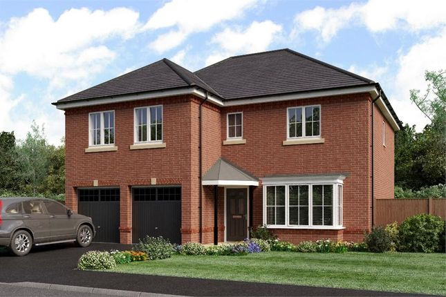 "Thumbnail Detached house for sale in ""Jura"" at Netherton Colliery, Bedlington"