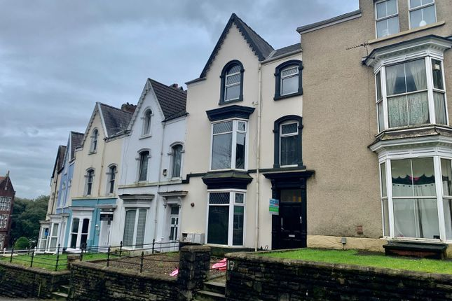 Thumbnail Terraced house for sale in Bryn Y Mor Crescent, Swansea