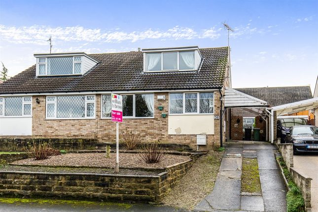 Thumbnail Semi-detached bungalow for sale in High Street, Farsley, Pudsey