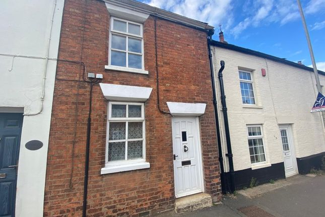 Thumbnail Terraced house for sale in High Street, Husbands Bosworth, Lutterworth
