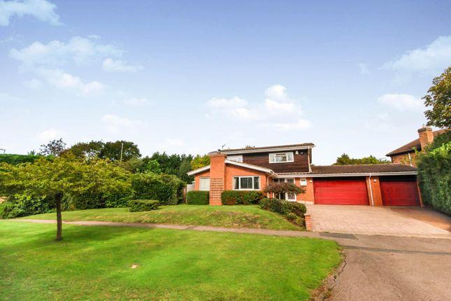 Thumbnail Detached house for sale in Donovan Court, Abington, Northampton