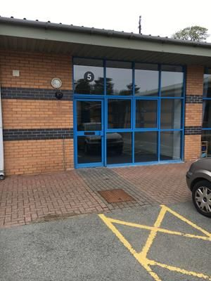 Thumbnail Office to let in Self Contained Ground Floor Office, 5 Llys Y Fedwen, Parc Menai, Bangor