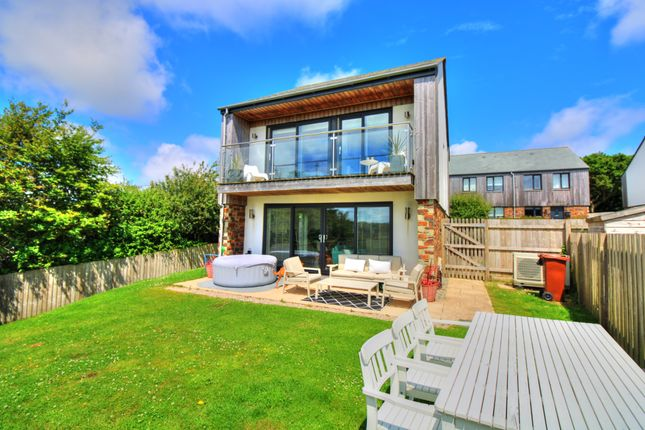 Thumbnail Detached house for sale in Pennance Field, Goldenbank, Falmouth
