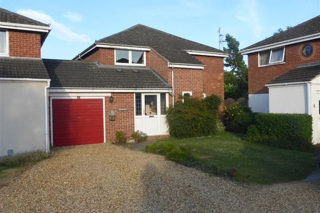 Thumbnail Detached house for sale in The Rookery, Yaxley, Peterborough