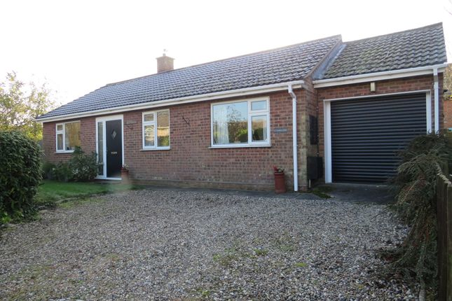 Thumbnail Detached bungalow for sale in George Lane, Glemsford, Sudbury
