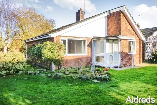 Thumbnail Detached bungalow for sale in Conifer Close, Ormesby, Great Yarmouth