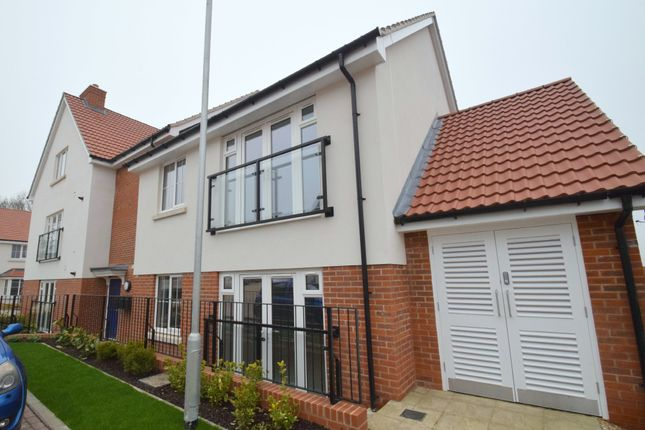1 bedroom flat for sale in Stowupland Road, Stowupland, Stowmarket