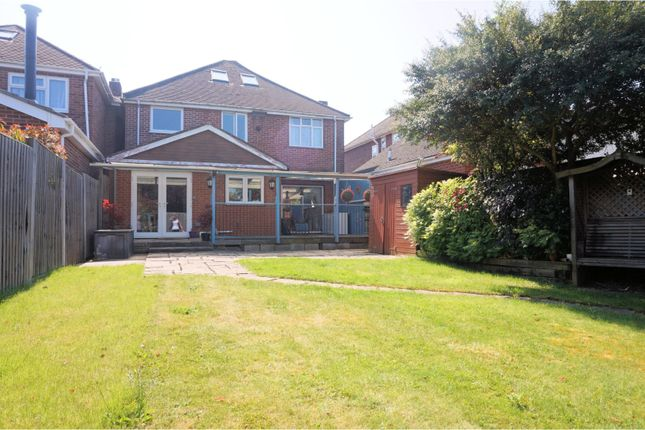 Thumbnail Detached house for sale in Butts Road, Sholing, Southampton