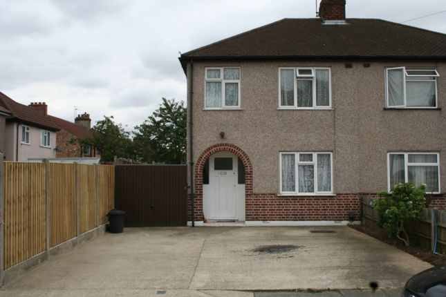 Thumbnail Flat to rent in Willow Tree Close, Hayes