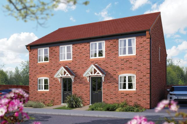 Thumbnail Semi-detached house for sale in Forest Edge, Ash Road, Northwich