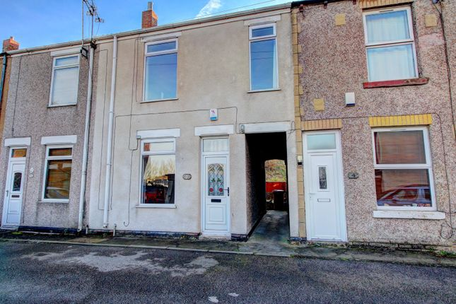 3 bed terraced house for sale in Havercroft Terrace, Killamarsh, Sheffield