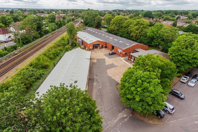 Thumbnail Commercial property for sale in Units 5, 6 & 7 Corinium Industrial Estate, Raans Lane, Amersham, Buckinghamshire