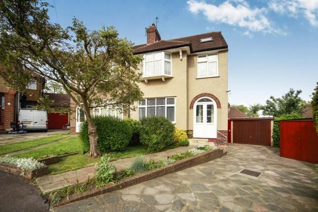 Thumbnail Semi-detached house for sale in Grennell Close, Sutton