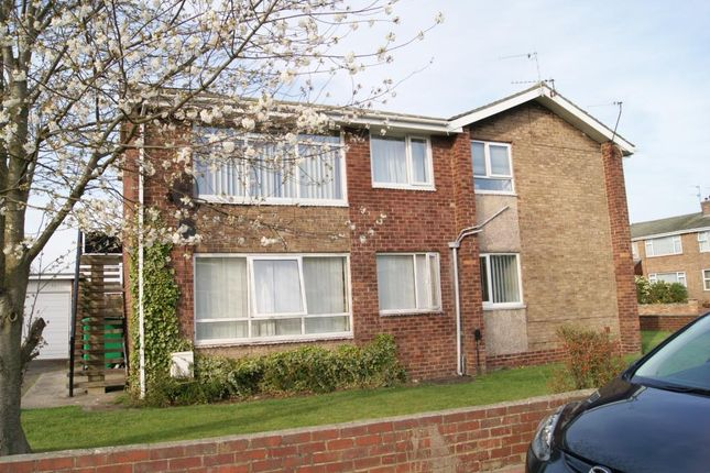 Thumbnail Flat for sale in Bamburgh Road, Newton Hall