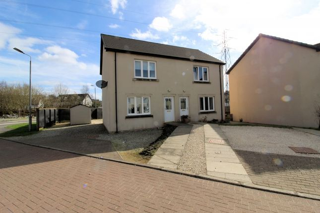 Thumbnail Semi-detached house for sale in 1 Cnoc Mor Place, Lochgilphead