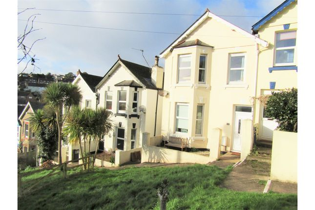 Thumbnail Semi-detached house for sale in Coombe Avenue, Teignmouth