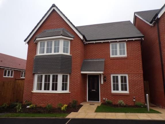 Thumbnail Detached house for sale in Millwood Meadows, Redditch Road, Redditch, Worcestershire