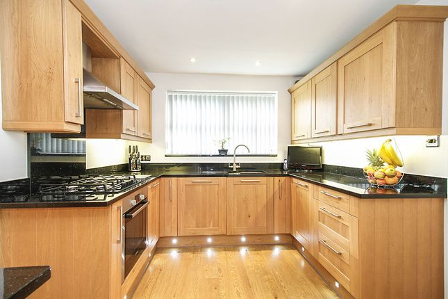 Thumbnail Detached house for sale in Shaftesbury Mews, New Waltham, Grimsby