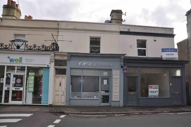 Thumbnail Restaurant/cafe for sale in 2 Claremont Walk, Bath, Bath And North East Somerset