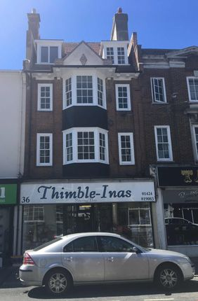 Thumbnail Maisonette to rent in 36, Bexhill-On-Sea