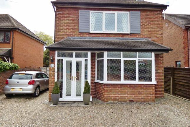 Thumbnail Detached house for sale in Church Road, Warton, Preston