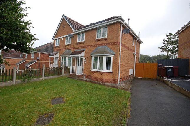 Semi-detached house for sale in Aintree Drive, Lower Darwen, Darwen