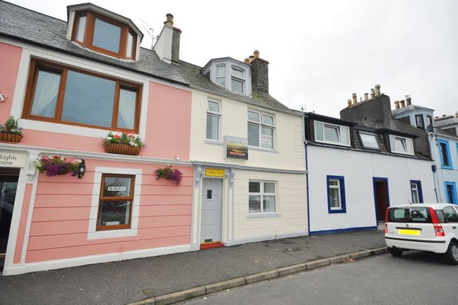 Thumbnail Terraced house for sale in 8 Agnew Crescent, Stranraer