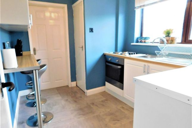 Kitchen of 8 Morton Road, Moss Pitt, Stafford. ST17
