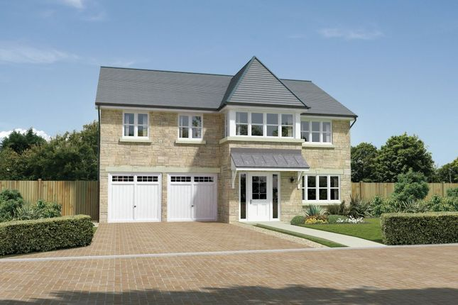 Thumbnail Detached house for sale in Plot 6 - The Noblewood, Castle Gardens, Lempockwell Road, Pencaitland