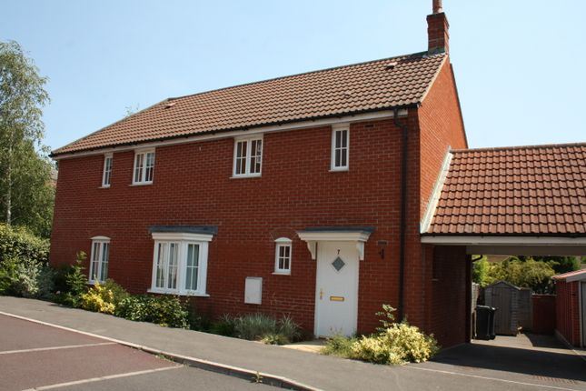 Thumbnail Semi-detached house for sale in North Fields, Sturminster Newton
