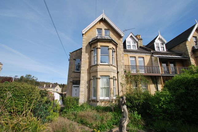 Thumbnail Property to rent in Top Floor Apartment, Weston, Bath