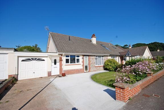 Semi-detached bungalow for sale in Primley Mead, Sidmouth