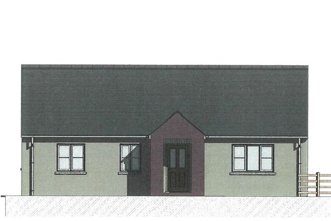 Thumbnail Detached bungalow for sale in Plot 40 Parc Loktudi (Maesgwynne Meadow), Fishguard, Pembrokeshire