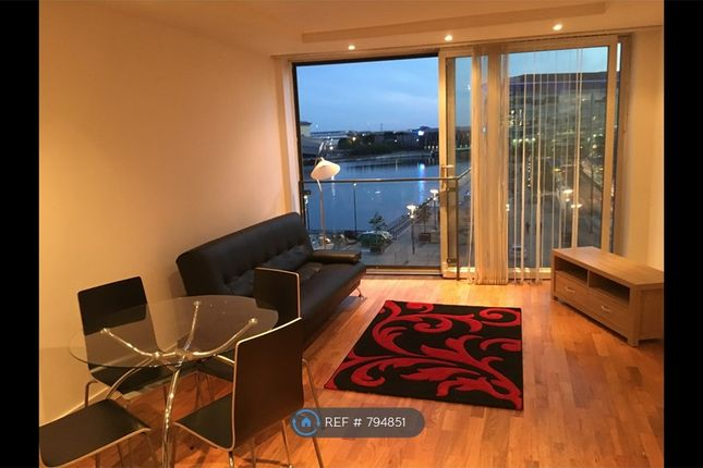 Thumbnail Flat to rent in The Quays, Salford Quays