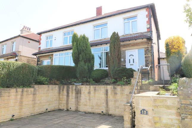Thumbnail Semi-detached house for sale in Well Green Lane, Brighouse