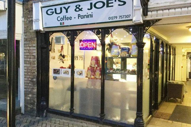 Restaurant/cafe for sale in Florence Walk, North Street, Bishop's Stortford