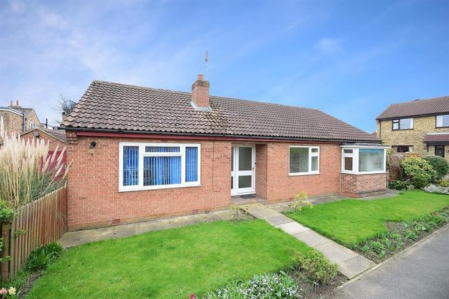 Thumbnail Detached bungalow for sale in Horsefair, Boroughbridge, York