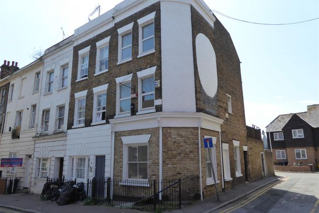 Thumbnail End terrace house for sale in Fortuna Court, High Street, Ramsgate