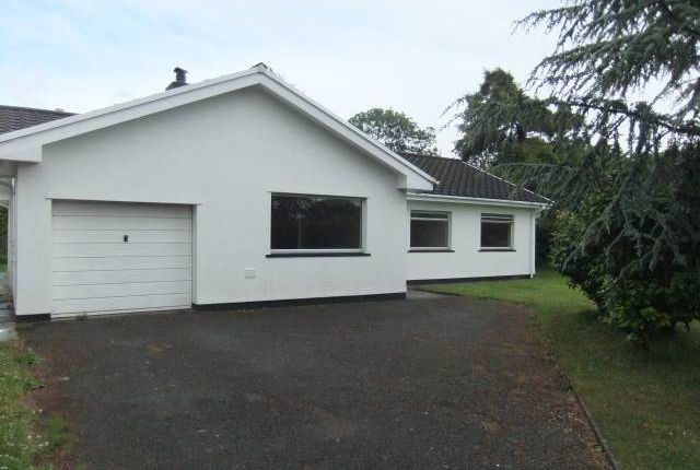 Thumbnail Bungalow to rent in Deerland Road, Llangwm, Haverfordwest