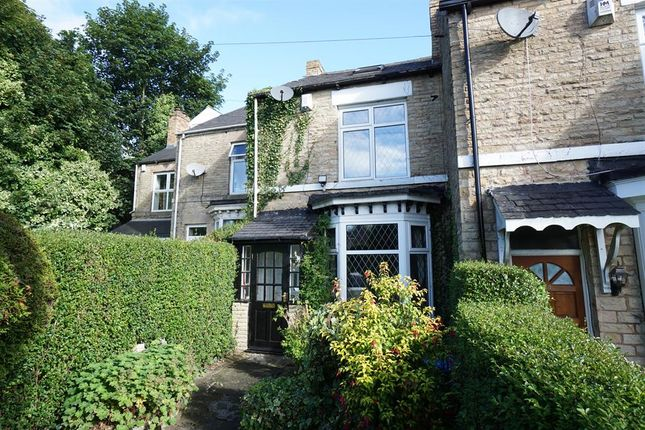 Thumbnail Terraced house for sale in Lydgate Lane, Crookes, Sheffield