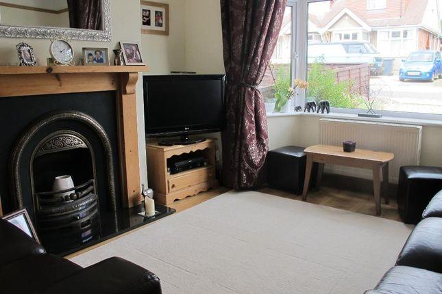 Living Area of Trevor Crescent, Northampton NN5