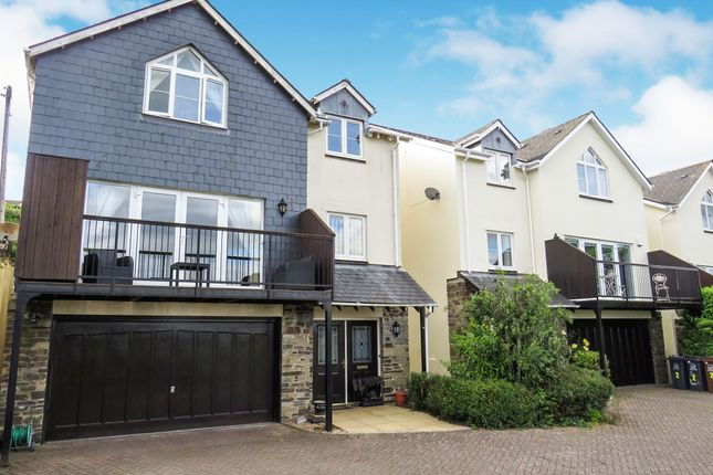 Thumbnail Detached house for sale in New Road, Lutton, Ivybridge