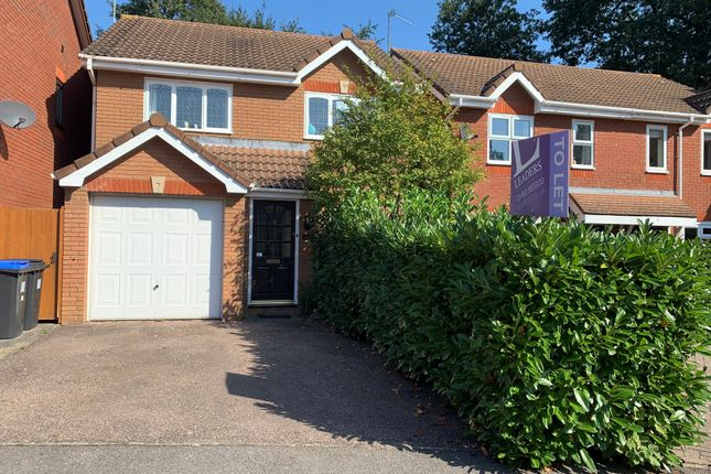 Thumbnail Detached house to rent in Knaphill, Woking