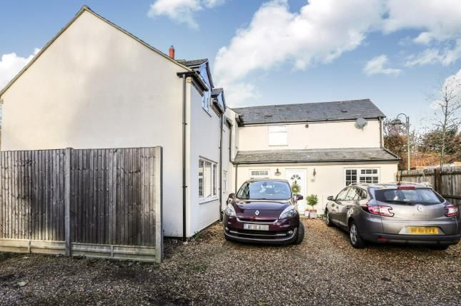 Thumbnail Detached house for sale in Chapel Fields, Biggleswade, Bedfordshire