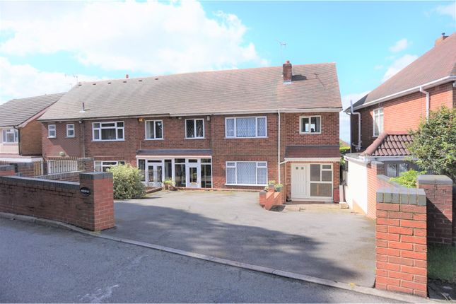 Thumbnail Semi-detached house for sale in Hermit Street, Dudley