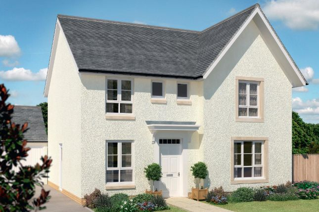 """Thumbnail Detached house for sale in """"Balmoral"""" at Kirkton North, Livingston"""