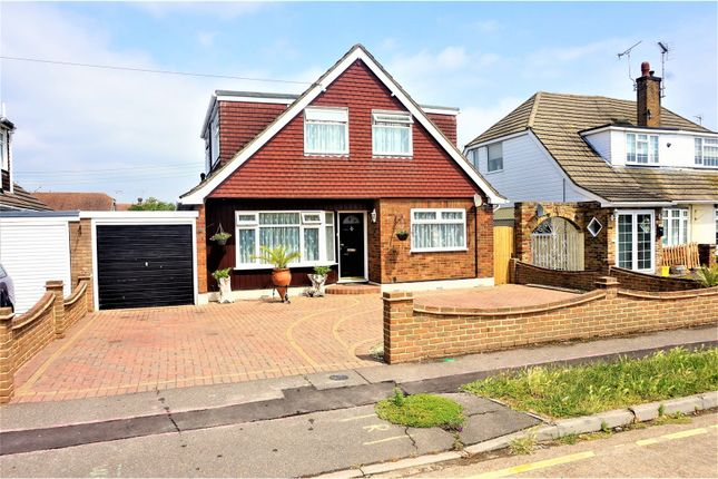 Thumbnail Detached house for sale in Meadway, Canvey Island